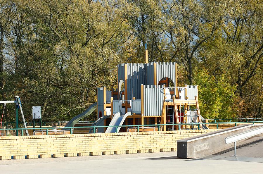 Plac zabaw w Siewierzu
